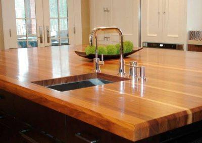 Mesa AZ wood countertop